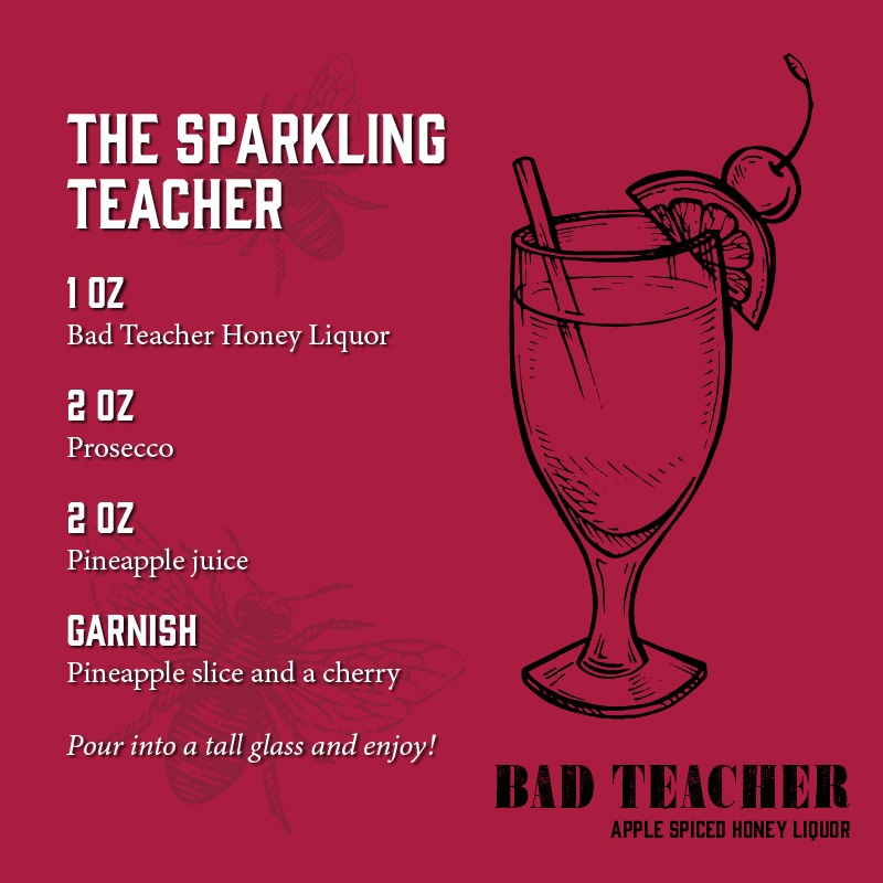 Sparkling Teacher